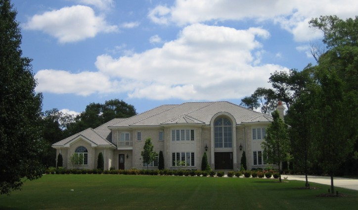 LUXURY PRIVATE RESIDENCE | BURR RIDGE, ILLINOIS